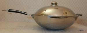 Сковорода  для газовых плит, для индукционных плит, для элетрических плит.