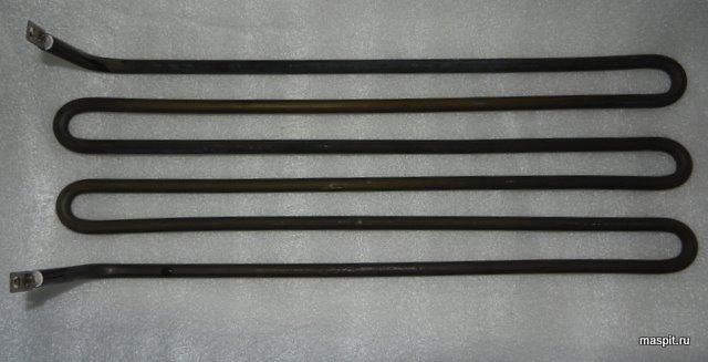 ТЭН для электроплит ПЭП-0,24М, ПЭП-0,48М(-ДШ), ПЭП-0,72М(-ДШ)
