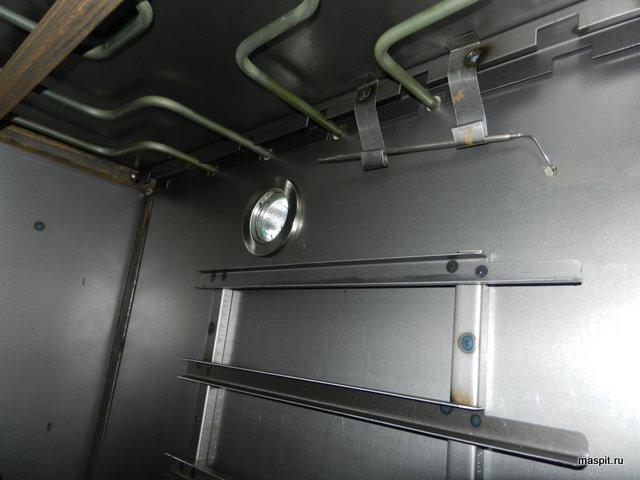 верхняя часть рабочей камеры  ШЖ-150-2с
