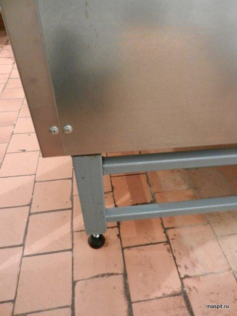 регулируемая ножка шж-150-2с жарочного шкафа