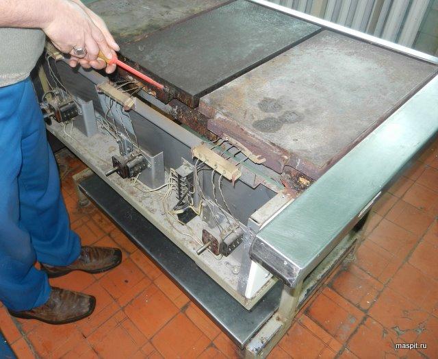 Реутов ремонт электроплит