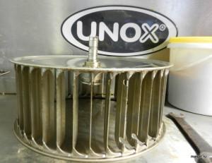 Распиленый вал двигателя Unox VN113OAO