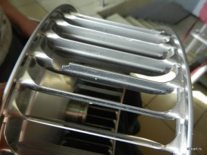 Центрованная крыльчатка Unox VN103OAO/KVN103A