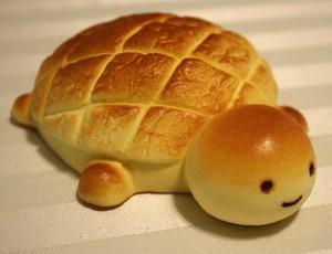 хлебная форма черепаха