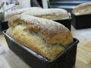 хлебная форма