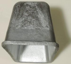 Хлебная форма Л12 толстые стенки.