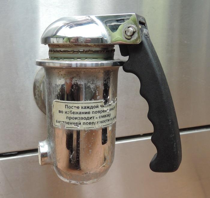 Сливной кран КПЭМ Чувашторгтехника