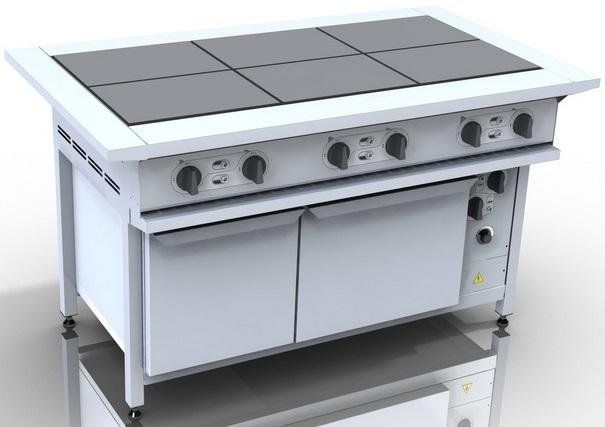 Плита электрическая Термаль ПЭ-6ЖШ