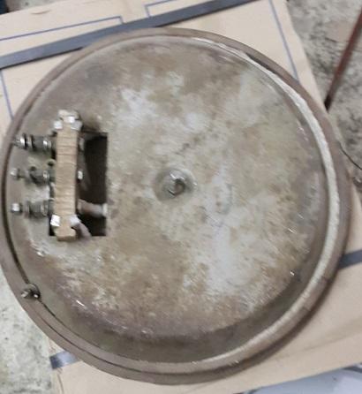 КЭ-0,08 конфорка мармита круглая Советская