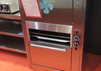газовый жарочный шкаф ДШ-IIА-2М